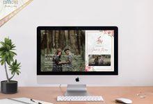 Joseph & Mercy - Digital Invitation / Undangan Digital Connectied v2.0 + Live Streaming by Connectied Virtual Wedding
