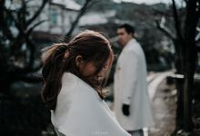 The Kyoto Prewedding by Costes Portrait