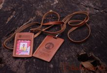 ID Card Holder Kulit Custom by Beawear.id
