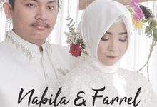 Nabila & Farrel by nolcreative