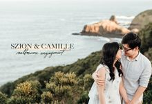 Melbourne Engagement Szion and Camille by Style by Kiz
