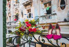 Wedding in La Havana CUBA with Coordinatecuba as wedding planner by Coordinatecuba