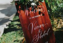 The Wedding of Shahril & Vivian by BDD Weddings Indonesia