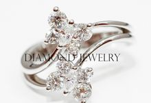 The Most Wanted Classic Engagement Ring in the World by Diamond Jewelry