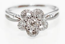 ENGAGEMENT RING by Diamond Jewelry