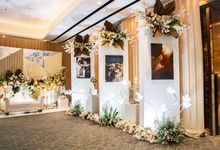 Swissotel PIK, 1 Feb '20 by Pisilia Wedding Decoration