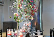 Whimsical Weddings by JW Marriott Singapore South Beach