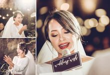 Pineo & Rachel Outdoor Casual Wedding Party at Ubud Bali by GoFotoVideo