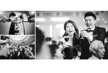 Aldian & Jessica Wedding at Whiz Prime by GoFotoVideo