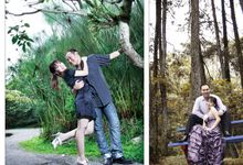 prewedding by Kinarya Portrait