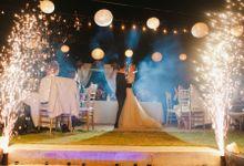 Sebastian and  Caitlin Wedding by Paul & Co.