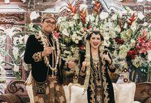 LUNA & DEGA - WEDDING RECEPTION by Promessa Weddings