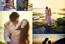 Outdoor Prewedding Session by GoFotoVideo