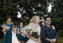 Aiden & Bella by Alex Liang Weddings