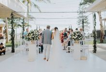 Tara & Jac Wedding by Villa Vedas