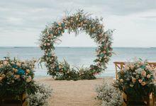 Photoshoot Wedding The Patra Jasa - Kuta 26 May'19 by Bali Bless Florist