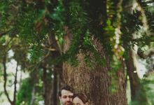 A country woodlands inspired wedding at Gabbinbar Homestead in Toowoomba by Deb Boots wedding photography