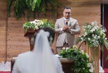 Liputan pernikahan Mario dan Irene by Weddingscape