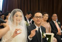 Liputan pernikahan Jackson by Weddingscape