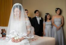 Liputan pernikahan Frist & Elisabeth by Weddingscape