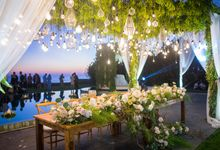 THE WEDDING OF BUNGA & ARNAS by Oma Thia's Kitchen Catering