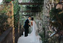 Diva & Jeff Wedding by KAMAYA BALI