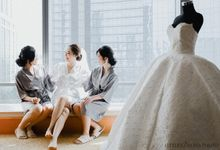 Enrico & Vivian Wedding by Little Collins Photo