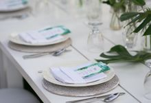 THE WEDDING OF LAURA & EIMHIN by Oma Thia's Kitchen Catering