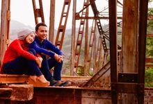 Prewedding Regina & Willy by SekawanKumbang Photography