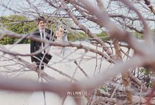 Prewedding John & Paula by ALLANO PHOTOGRAPHY