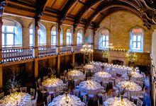 Achnagairn Castle Ballroom by Achnagairn Castle