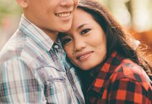 Engagement Shoot - Liane &  James by Makeup by Roie