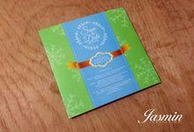 Ratna & Arianto by Jasmin Invitation