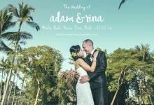 The Story of A & R by I Love Bali Photography