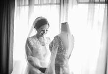 Mr W and Mrs I Wedding Day by Vandelina Brides