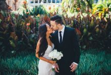 Adrian & Diana by Tropica Weddings
