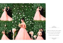 Farly and Emma Prewedding  by Gorgeous Bridal Jakarta
