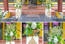 Traditional theme wedding by ZURIEE AHMAD CONCEPTS SDN BHD