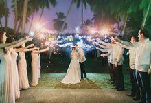 Basile and Kate Wedding by Orange Studios