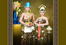 Wedding Family Studio by mata angin photography
