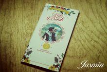 lilis & dendi by Jasmin Invitation