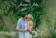 The Story of J & J by I Love Bali Photography