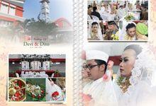Album Kolase Wedding Box by Emboss Photography
