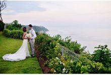 David & Rose by Bali Exotic Wedding Organizer
