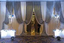 Sparkling Theme Wedding by ZURIEE AHMAD CONCEPTS SDN BHD