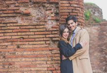 Engagement of Benedetta & Manolo by DR Creations