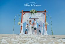 The Story of A & D by I Love Bali Photography