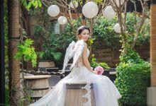 Outdoor Prewedding by King Foto & Bridal Image Wedding