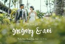 The Story of G & A by I Love Bali Photography