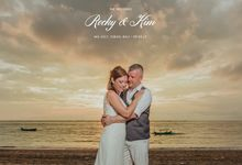 The Story of R & K by I Love Bali Photography